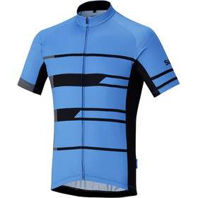 Shimano Team SS Jersey Men, blue